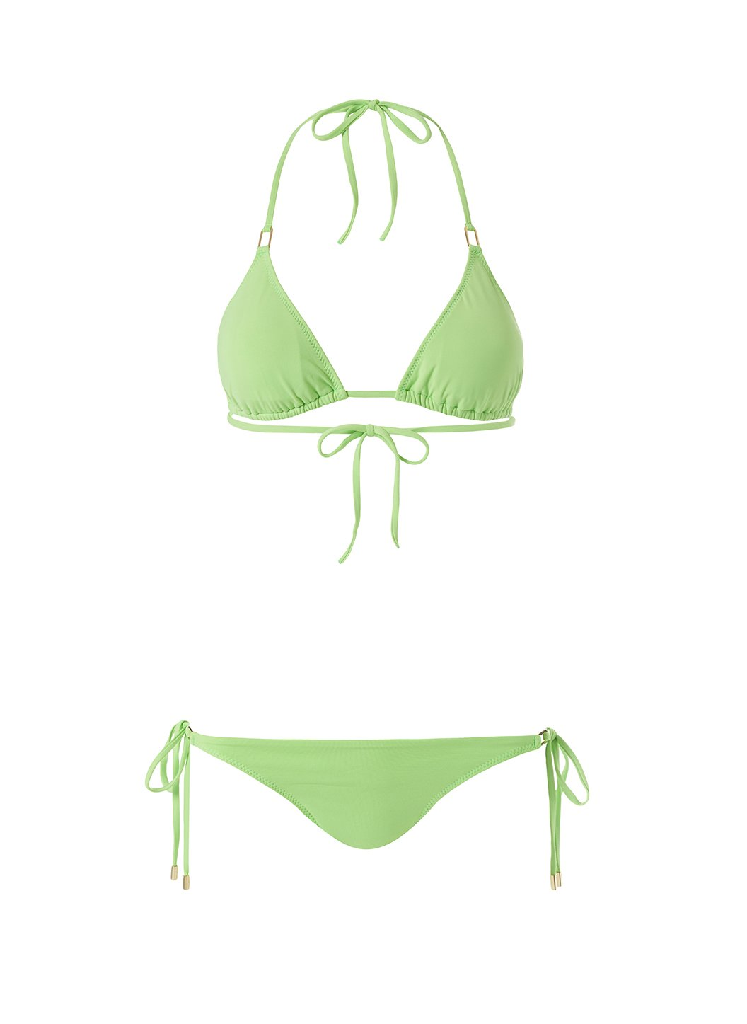 Cancun Lime Bikini Cutout
