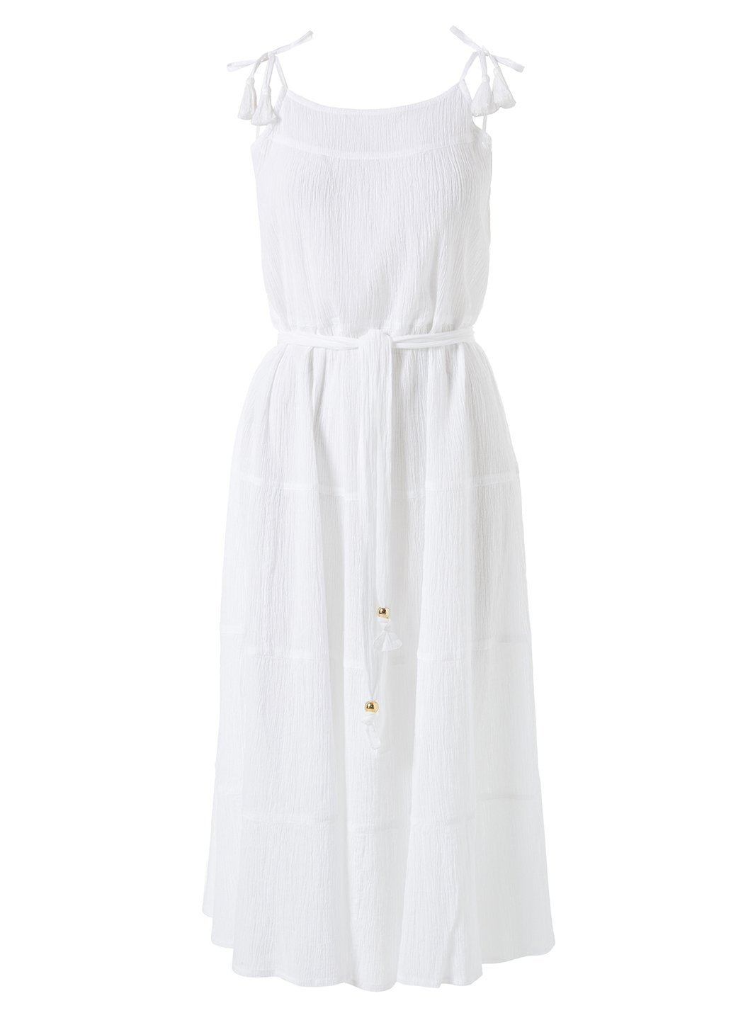 Fru White Dress