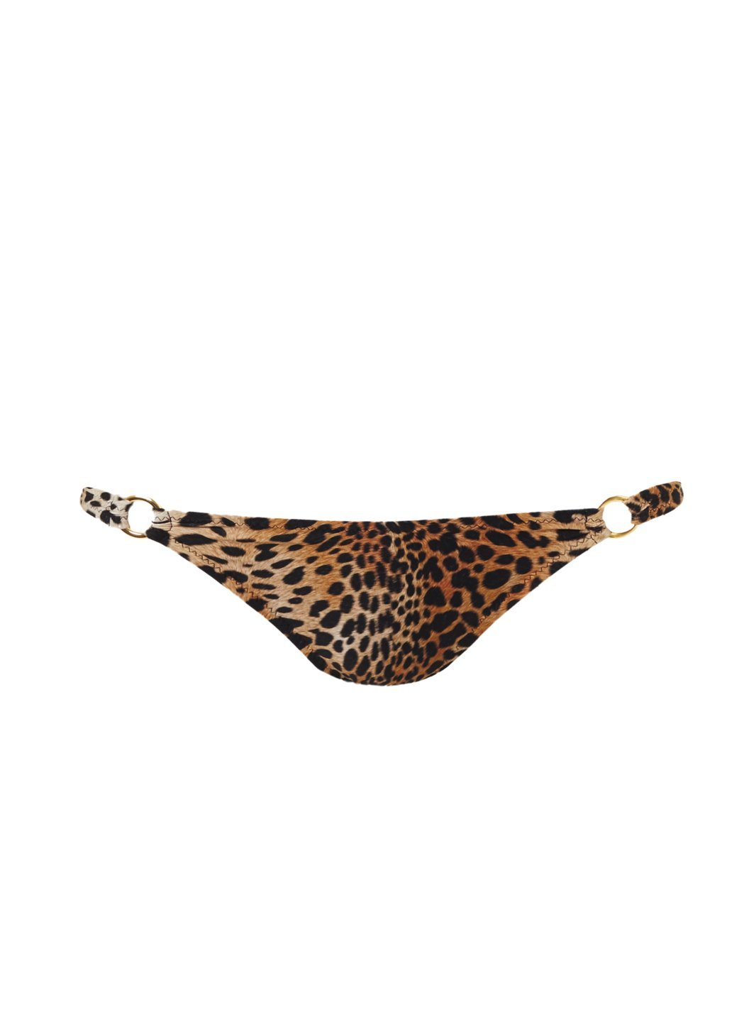 Montenegro Cheetah Hipster Ring Bikini Bottom