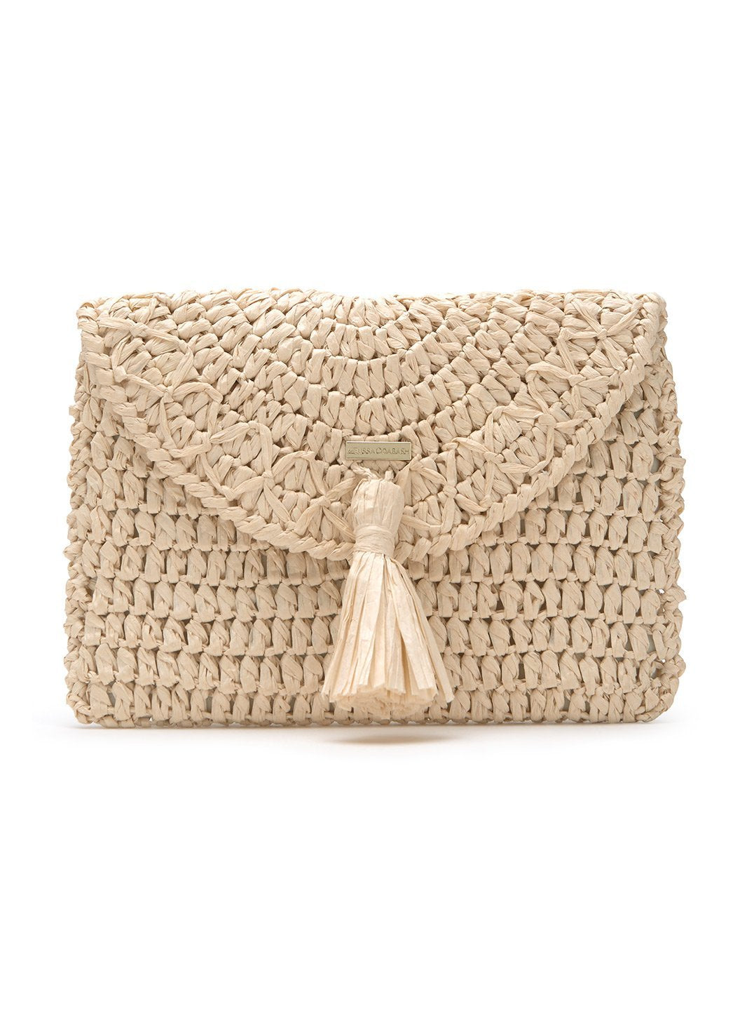 anacapri natural raffia clutch bag 1 2019