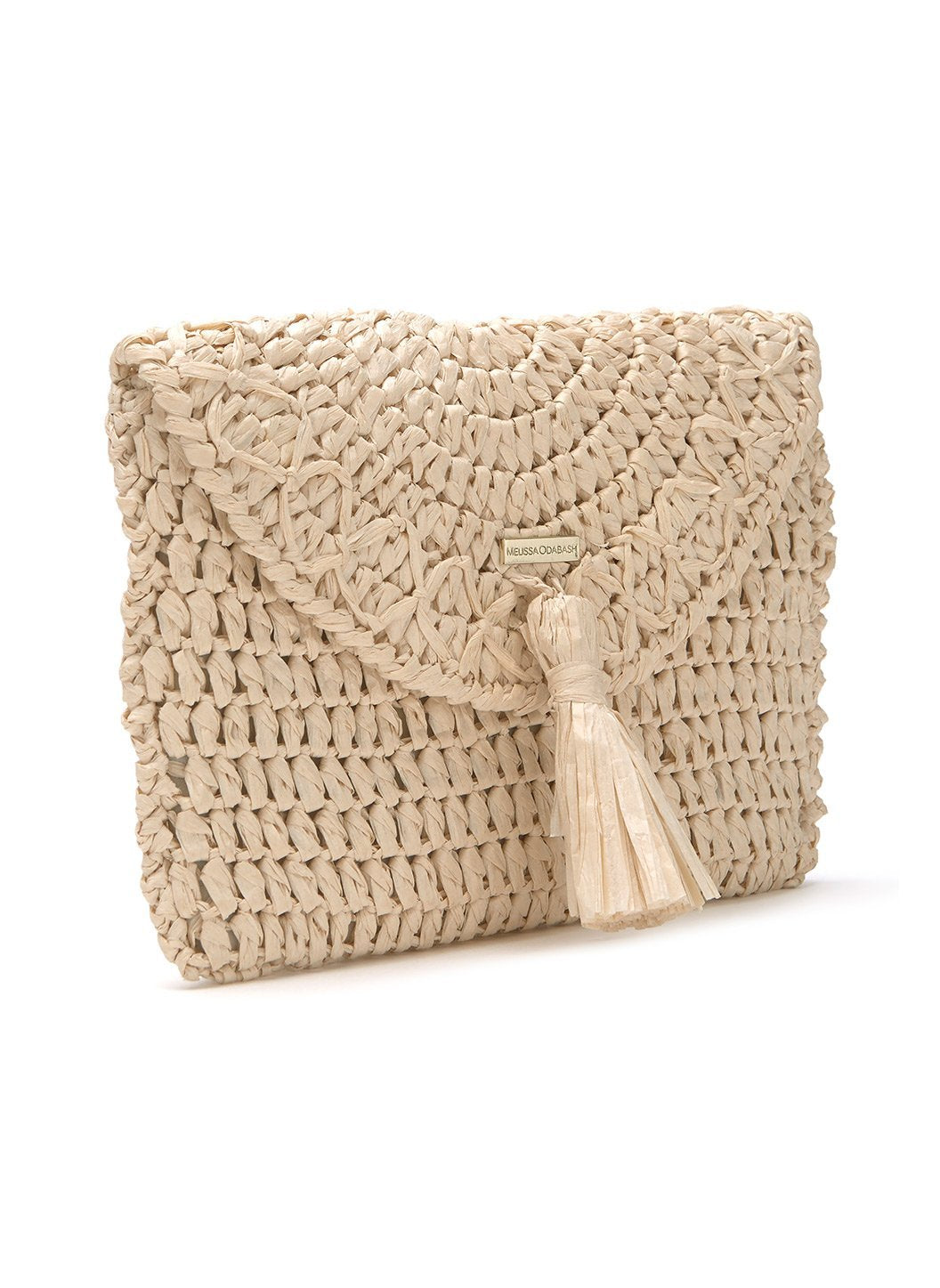 anacapri natural raffia clutch bag 2 2019