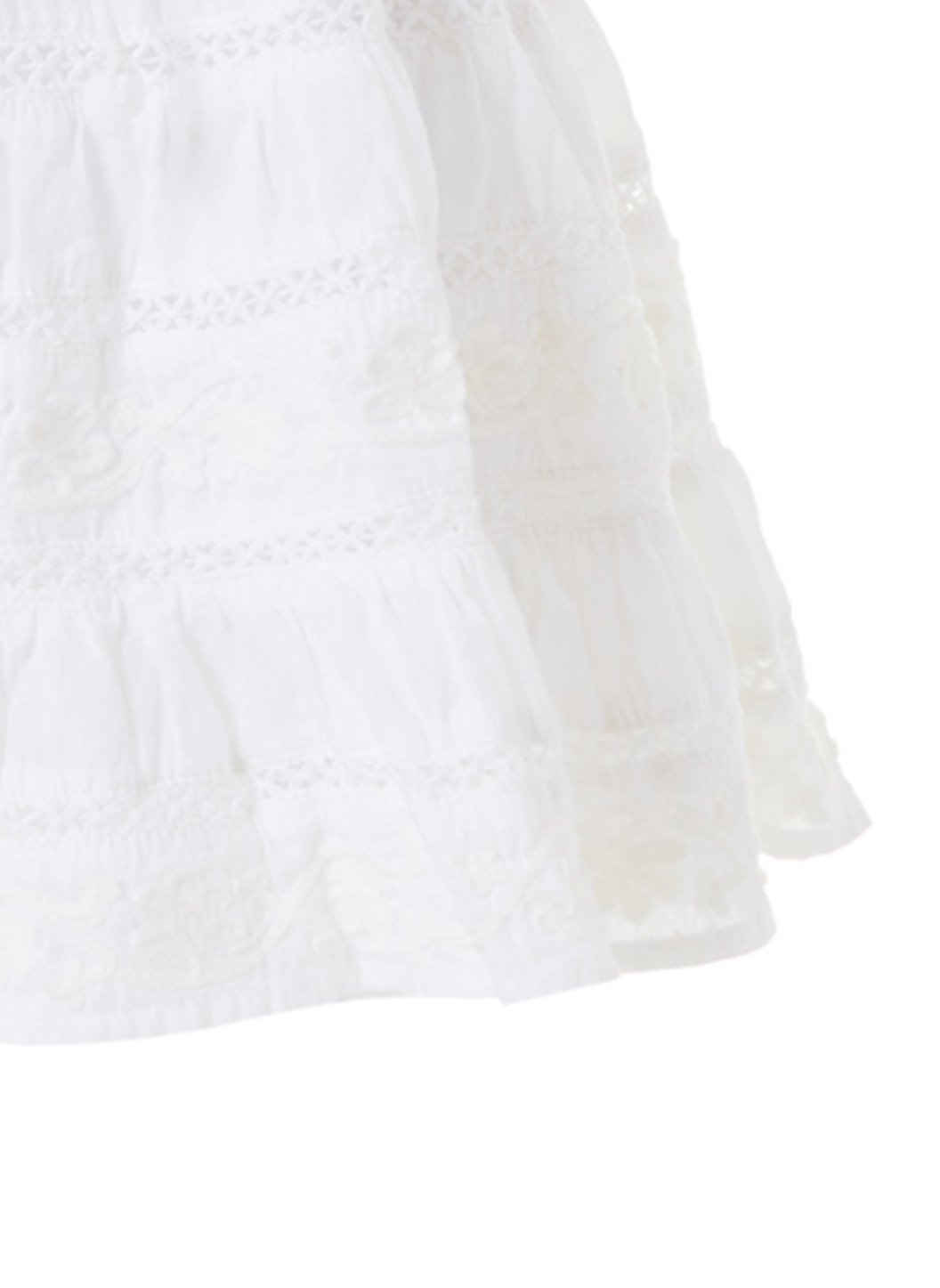 Baby Anita White Skirt