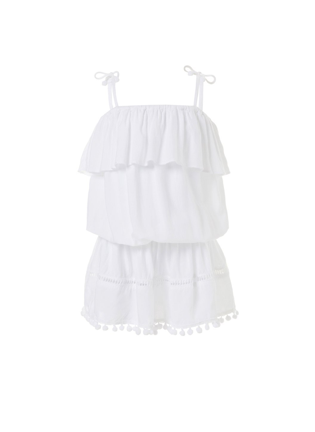 baby joy white beach dress 2019