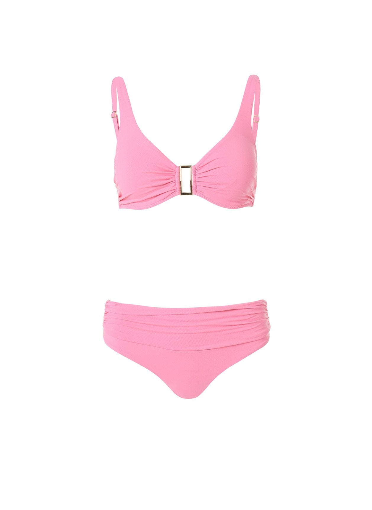 bel air bikini rose