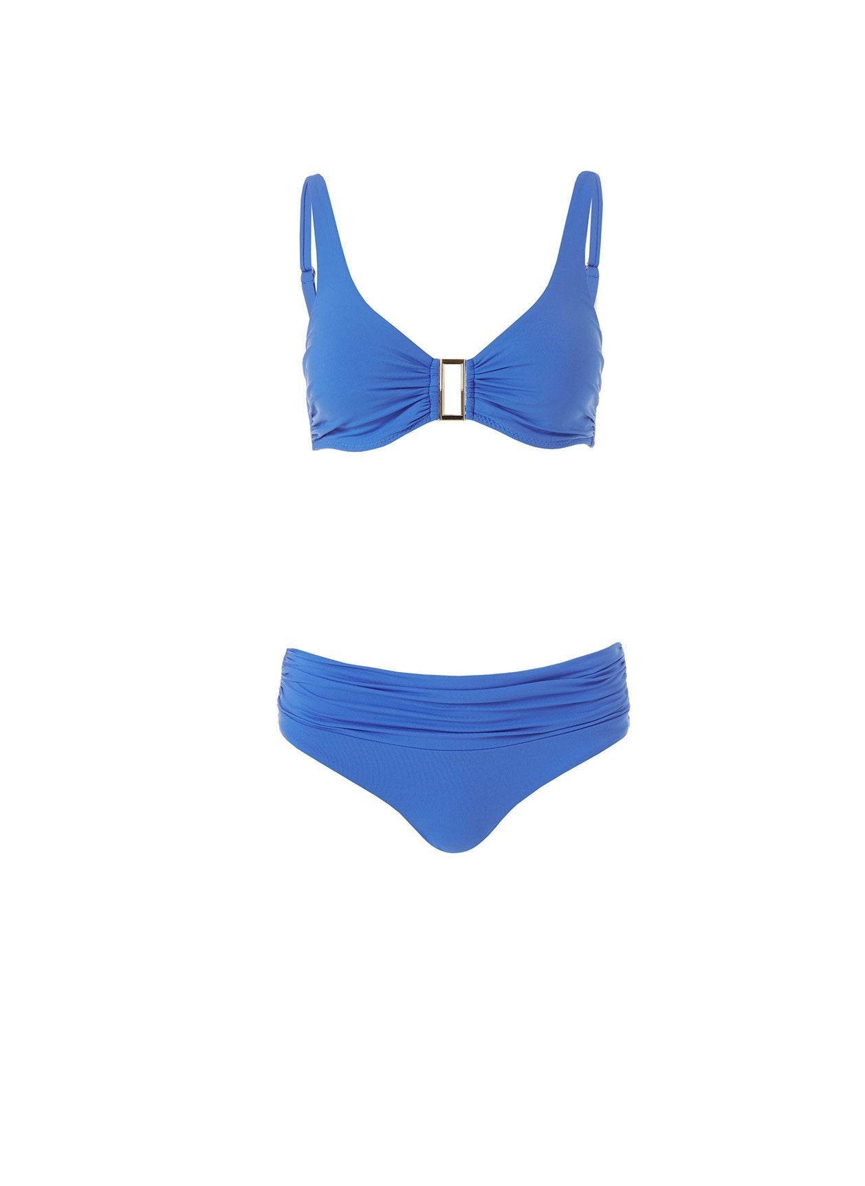 bel air bikini royal blue