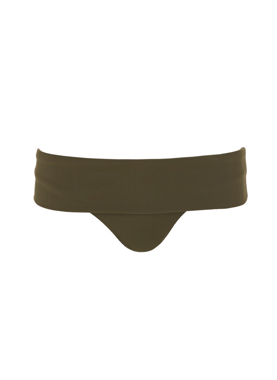 brussels-olive-ribbed-bikini-bottom - Cut-Out