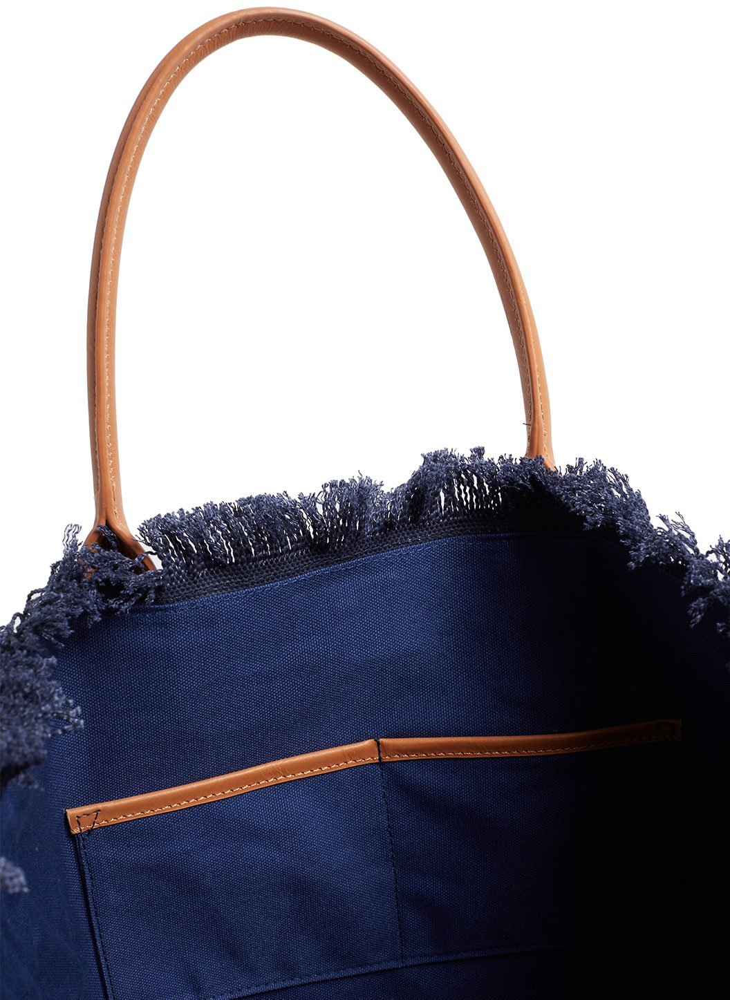 cap ferrat large beach tote navy 4 2019