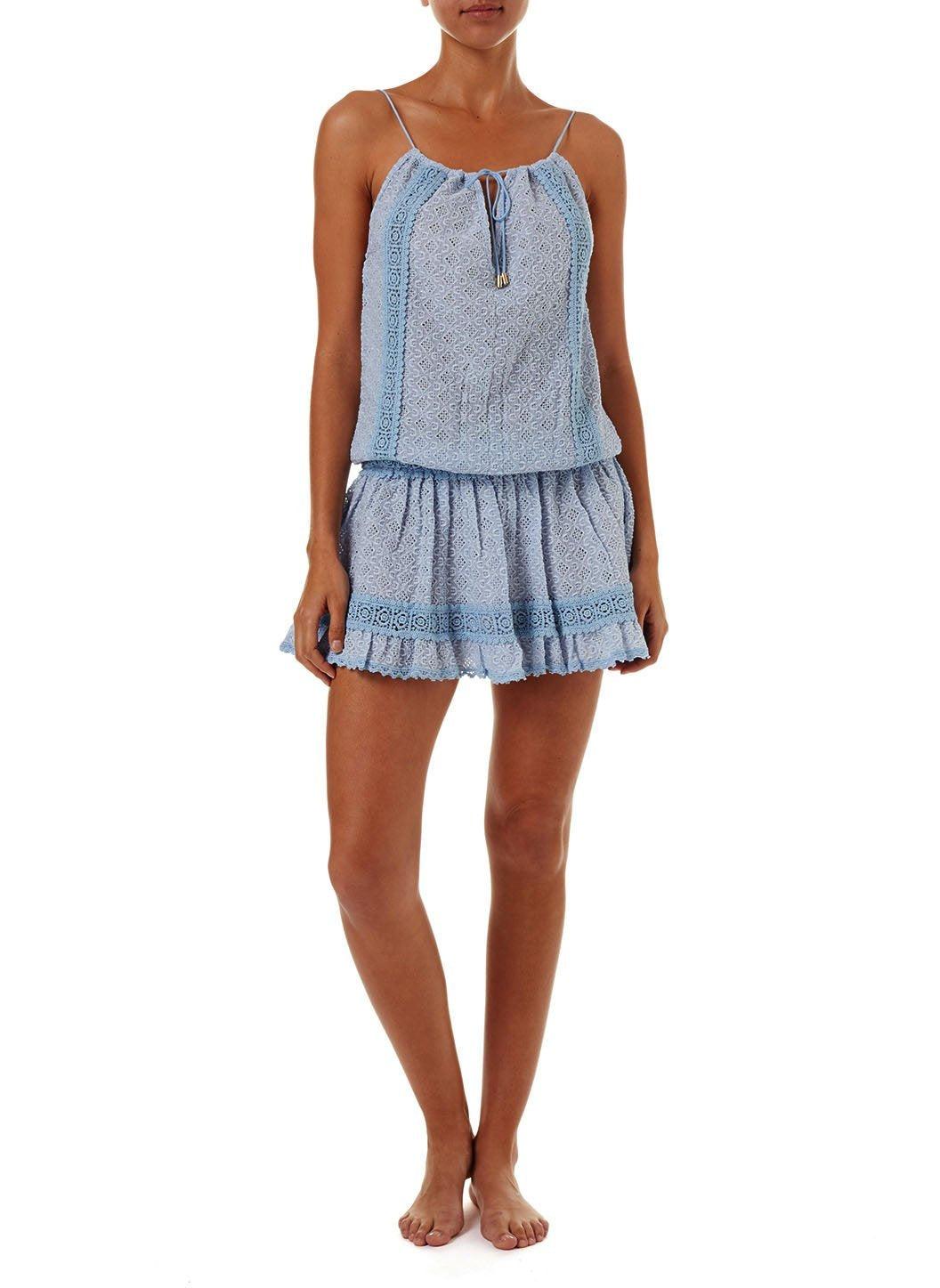 chelsea maya openback short beach dress 2019 F