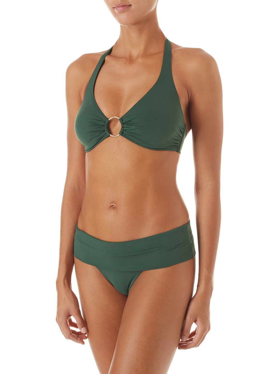 exclusive brussels forest halterneck ring supportive bikini 2019 F