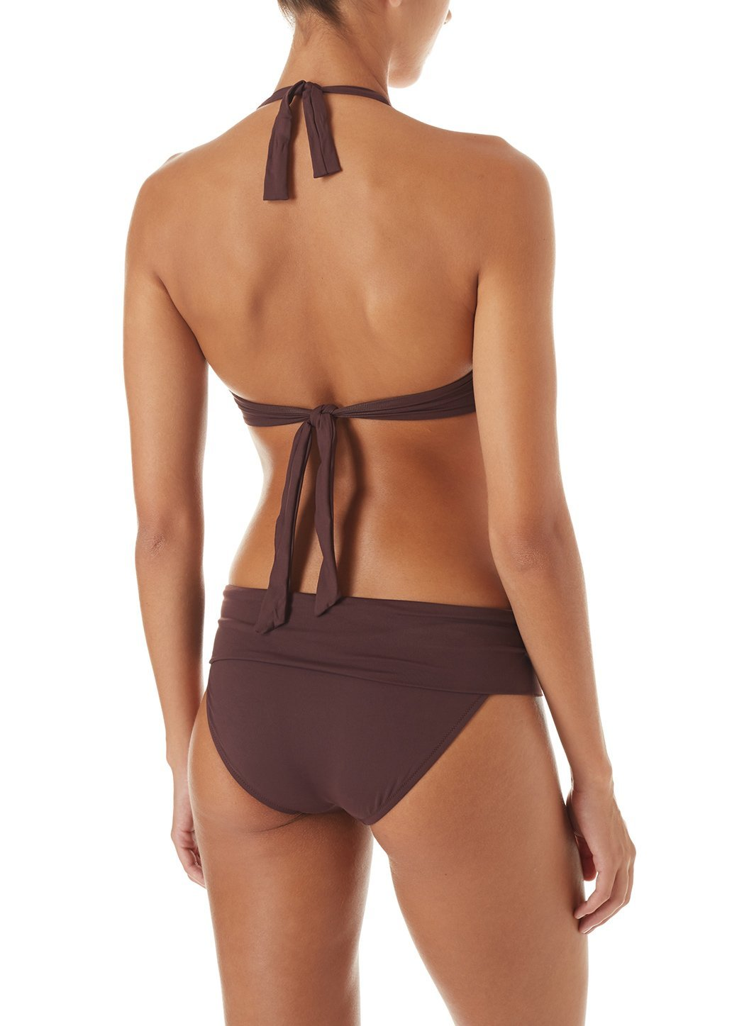 exclusive provence walnut halterneck supportive bikini 2019 B