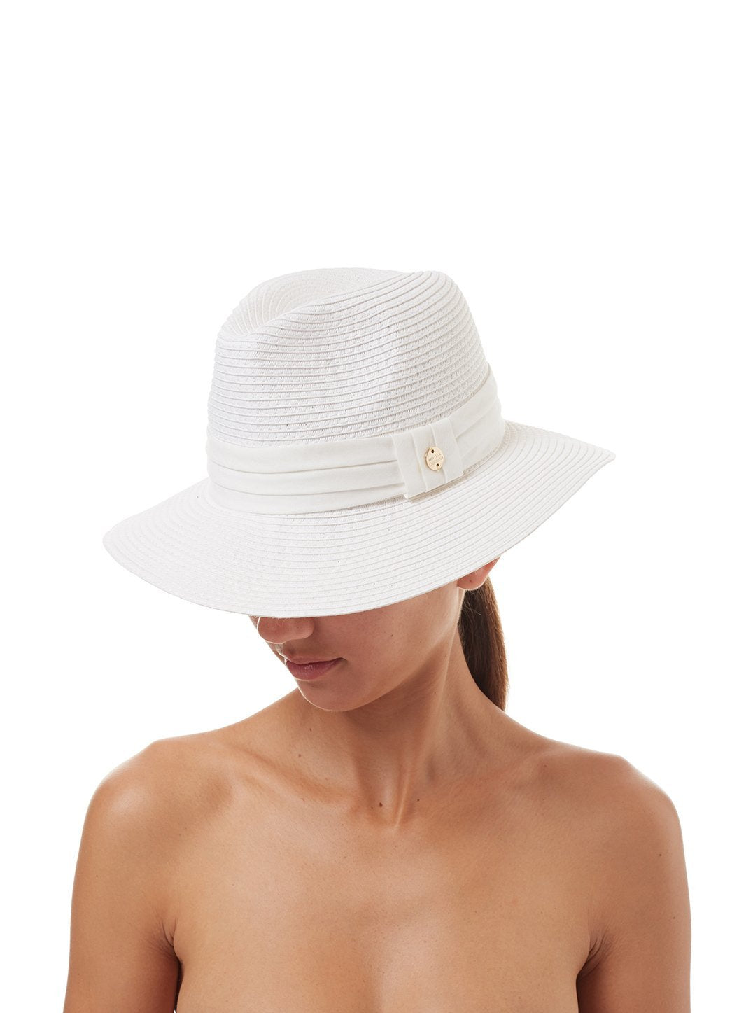 fedora hat white 2019
