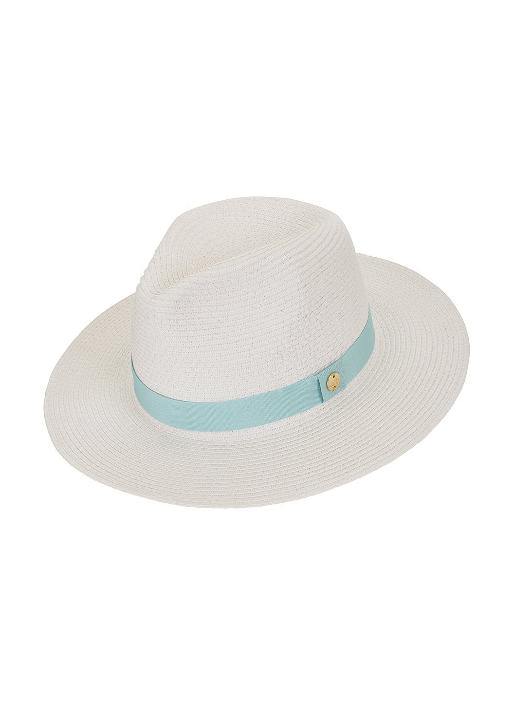 fedora hat white mint 2019