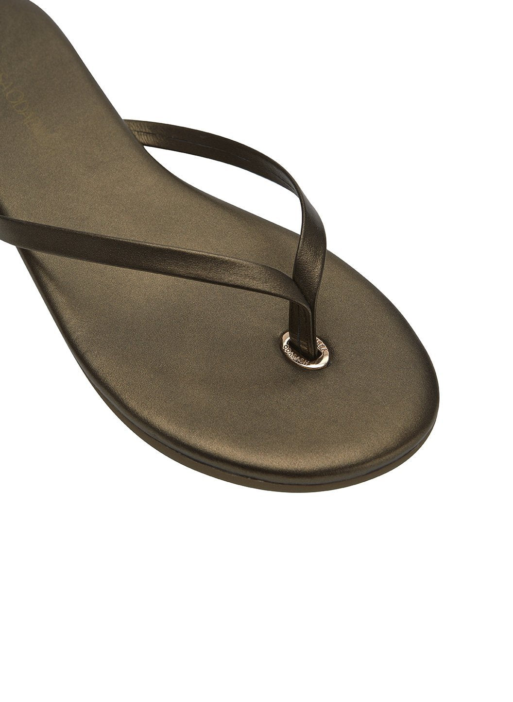 flip flop leather bronze 2019 3