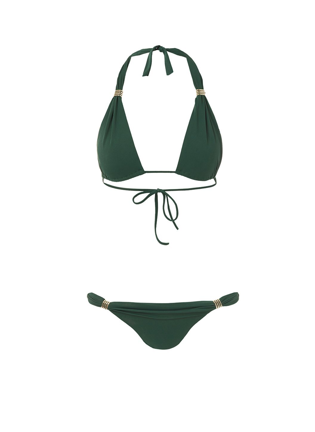 grenada forest adjustable halterneck bikini 2019