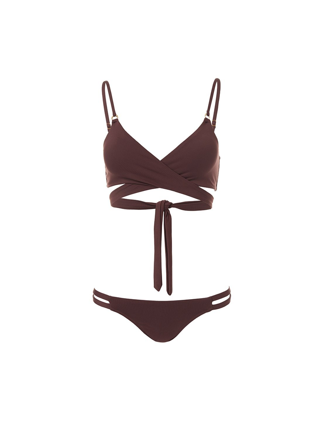 indonesia walnut overtheshoulder wrap bikini 2019