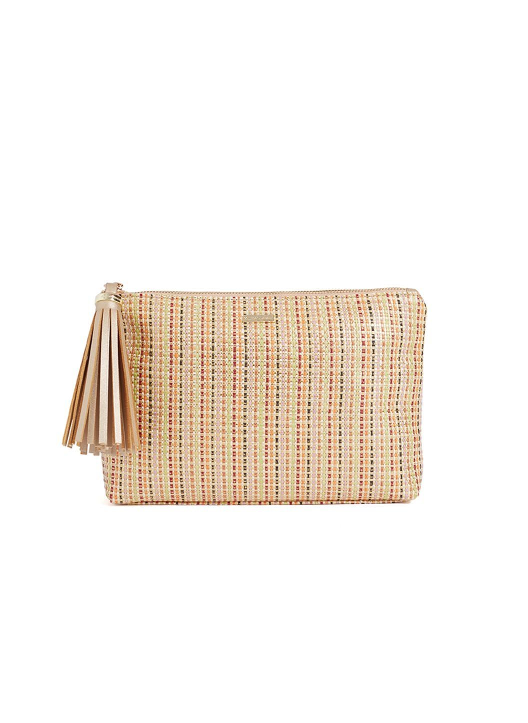ischia rainbow clutch