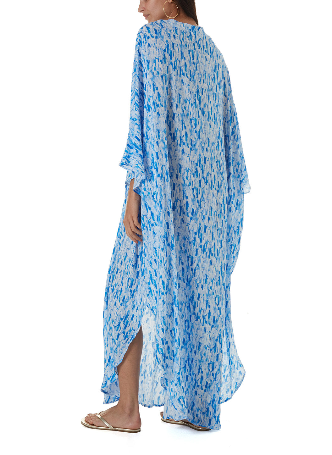 Lola Waterfall Long Kaftan