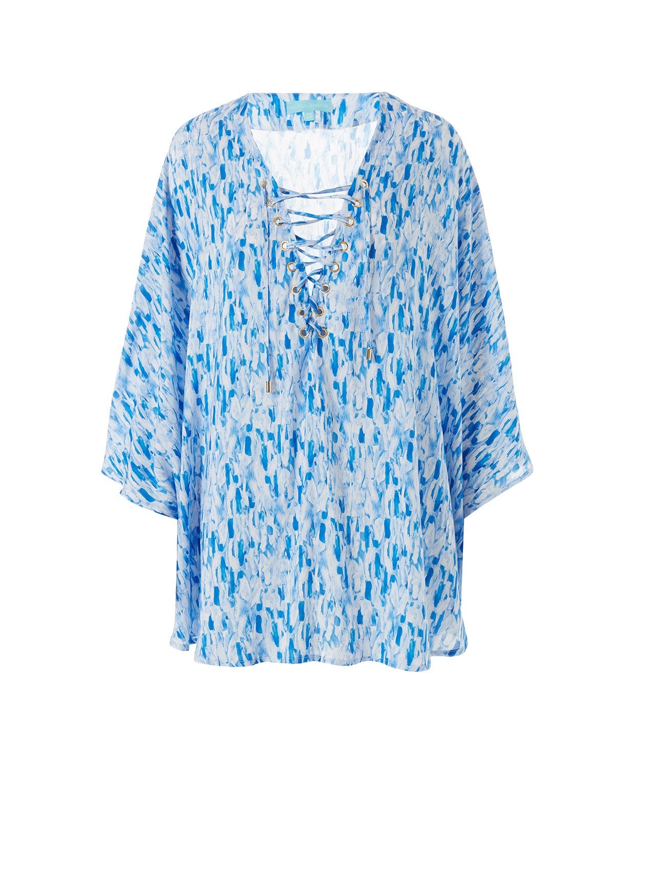 lottie short kaftan waterfall