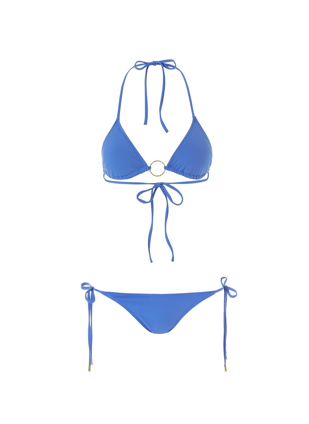 miami bikini royal blue