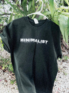 Minimalist T-Shirt green.