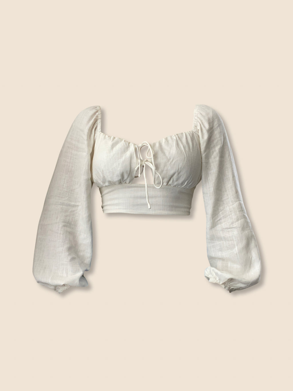 Talia Top - Off White