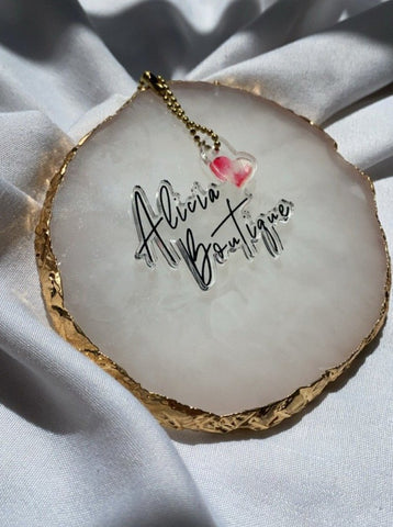 ALICIA BOUTIQUE KEY CHAIN