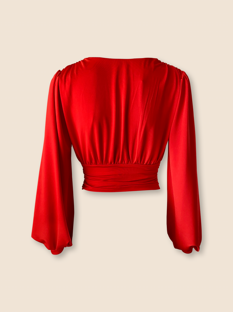 Alice Top - Red