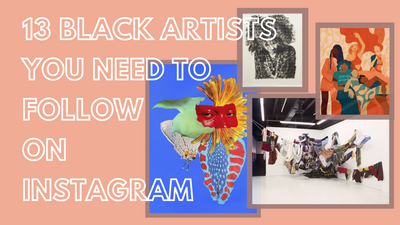 13 Black Artists to Follow On Instagram