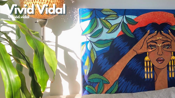 Image of Vivid Vidal, one of 10 Latinx-owned brands highlighted
