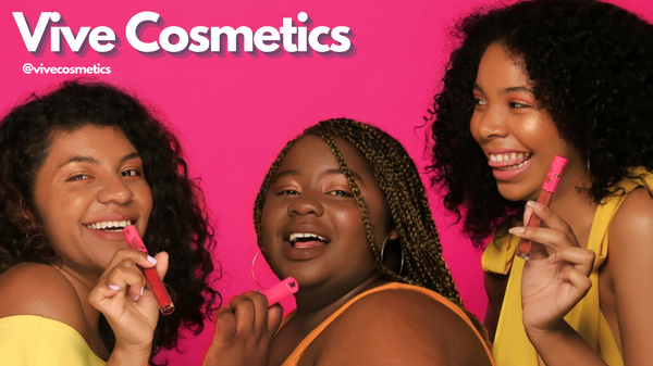 Image of Vive Cosmetics, one of 10 Latinx-owned brands highlighted