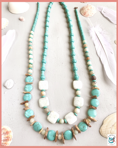 Wind River Amazonite Necklace