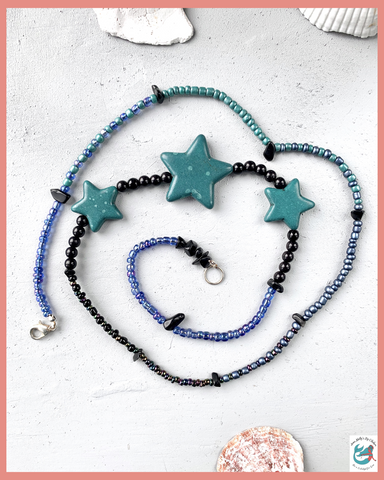 Rock Springs Shooting Star Necklace