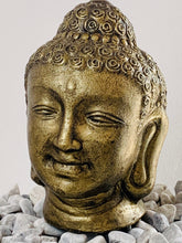 Load image into Gallery viewer, Buddha Head 30cm Statue