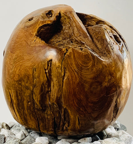 TEAK DECOR BALL