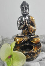 Load image into Gallery viewer, BUDDHA CANDLE HOLDER