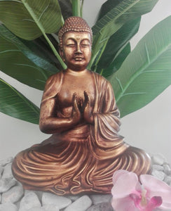 30CM BUDDHA HANDS TOGETHER