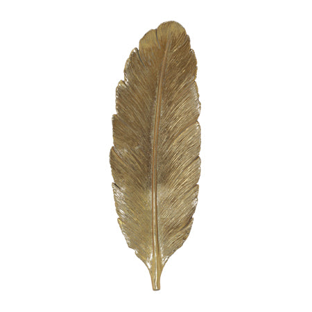 FEATHER WALL PLAQUE