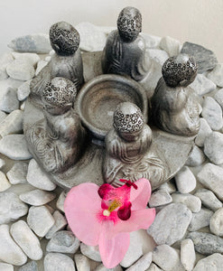 Buddha Circle of friends