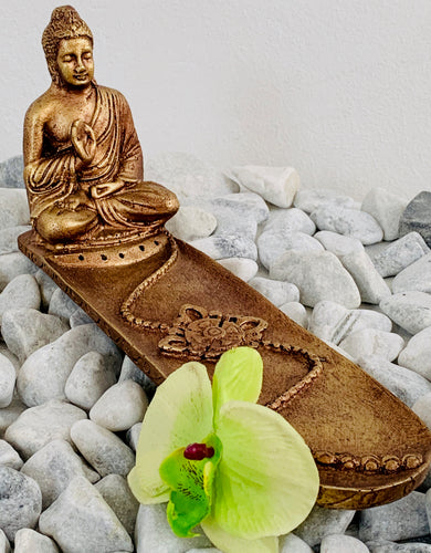 Incense Stick Holders Long- Buddha