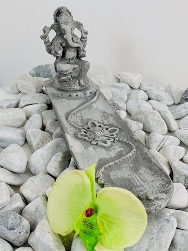 INCENSE STICK HOLDER LONG - GANESHA
