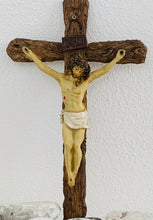 Load image into Gallery viewer, Jesus on cross Hanger