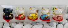 Load image into Gallery viewer, Feng shui set of lucky cats
