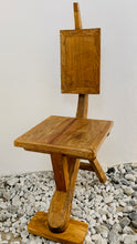 Load image into Gallery viewer, SOLID WOODEN CHAIR