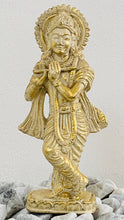 Load image into Gallery viewer, KRISHNA STATUE WITH FLUTE