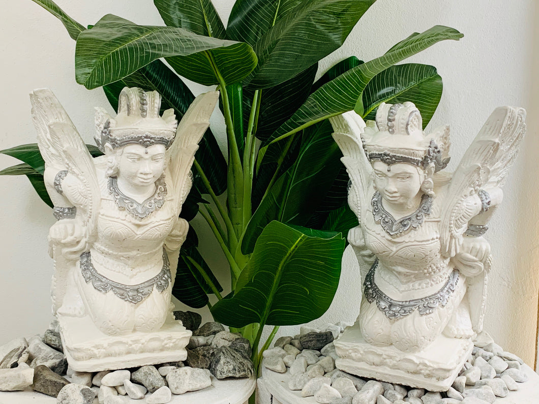 BALINESE ANGELS SET OF 2 - SMALL