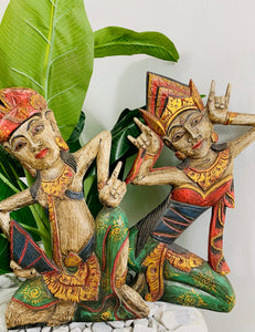 BALINESE COUPLE SET OF 2