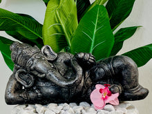 Load image into Gallery viewer, GANESHA RESTING STATUE