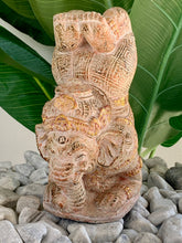 Load image into Gallery viewer, GANESHA YOGA STATUE 25CM