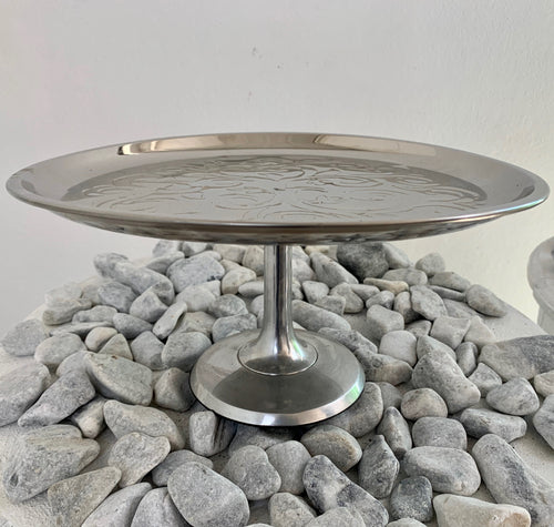 FLORAL CAKE STAND 29CM