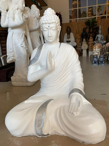 107cm Fearless Seated buddha